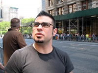 Filmmaker Joe Ippolito